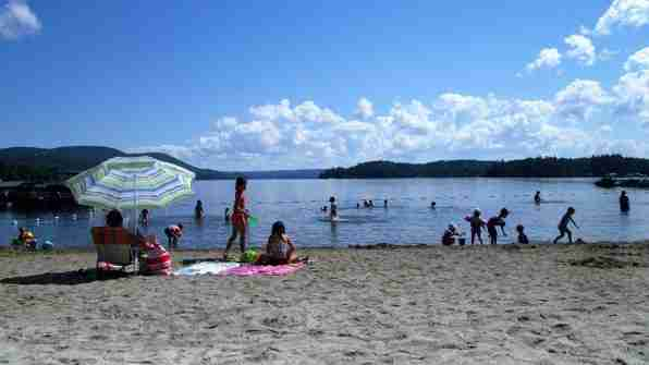 Camping du Lac Massawippi