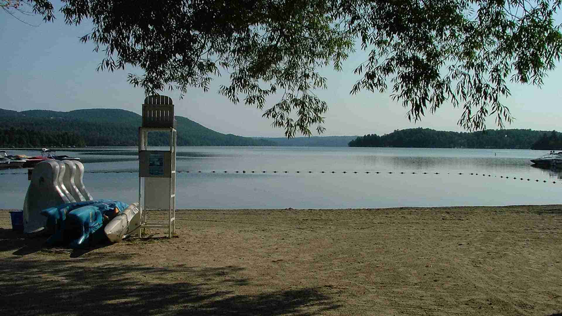 Camping du Lac Massawippi - Ayer's Cliff