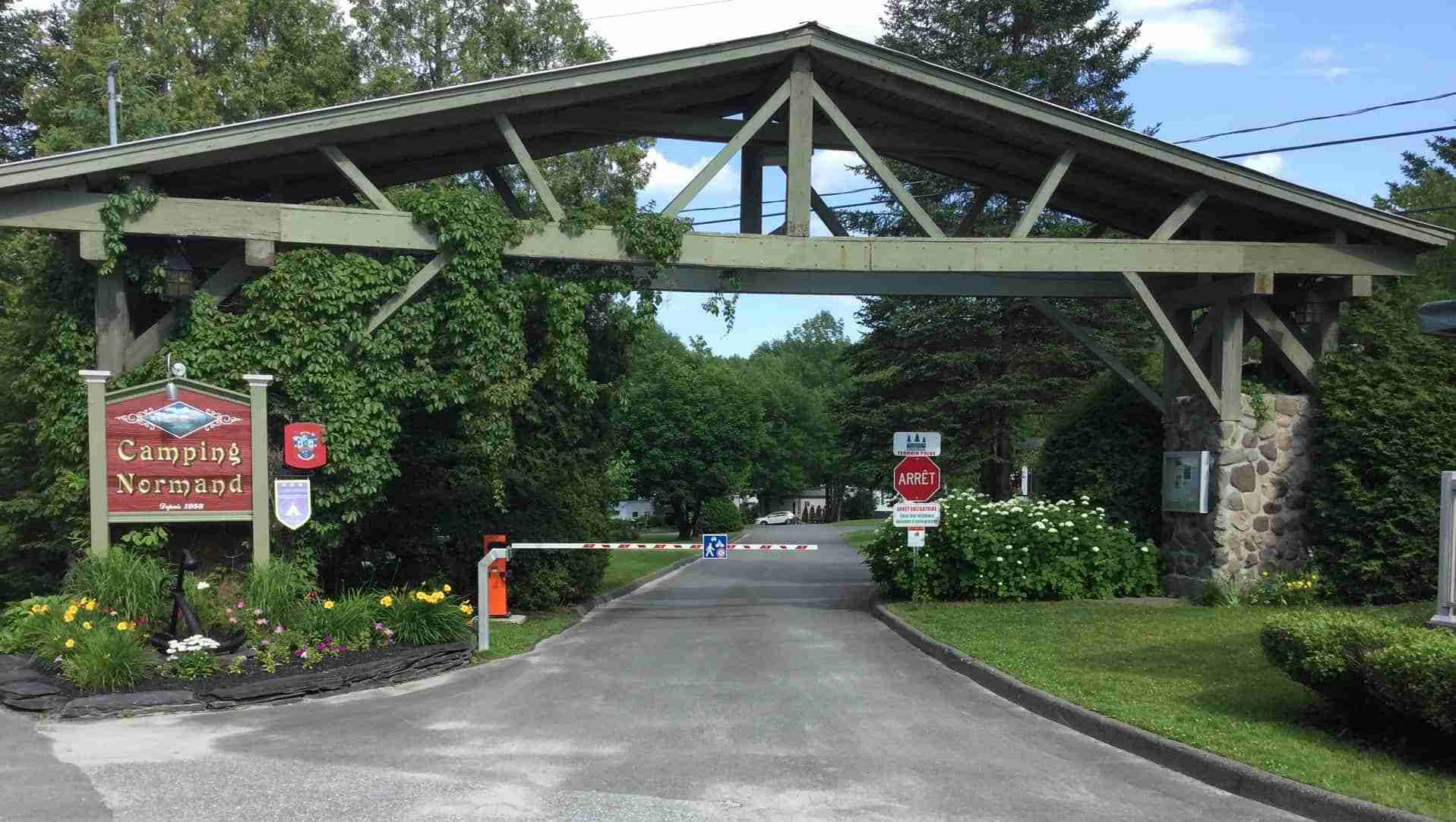 Camping Normand - Eastman