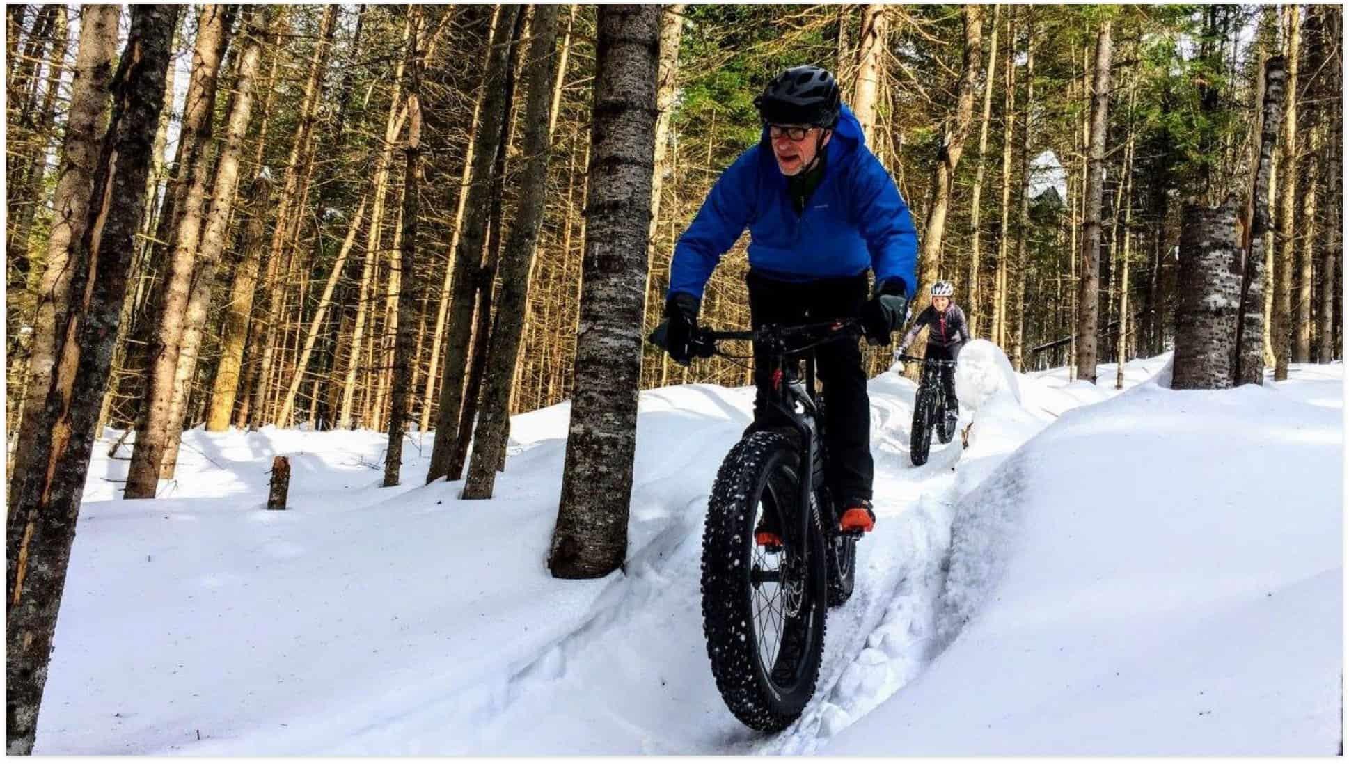 Ski Vélo Vincent Renaud