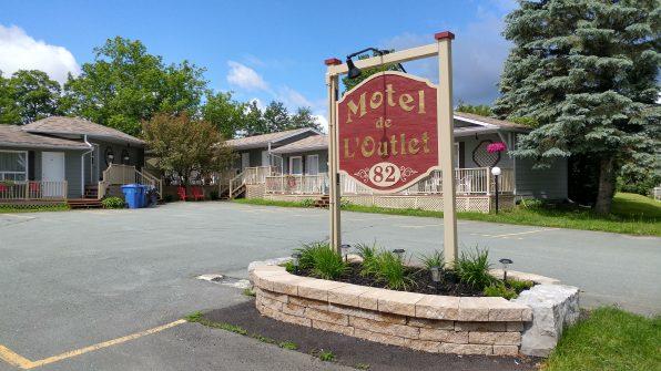 Motel de l'Outlet