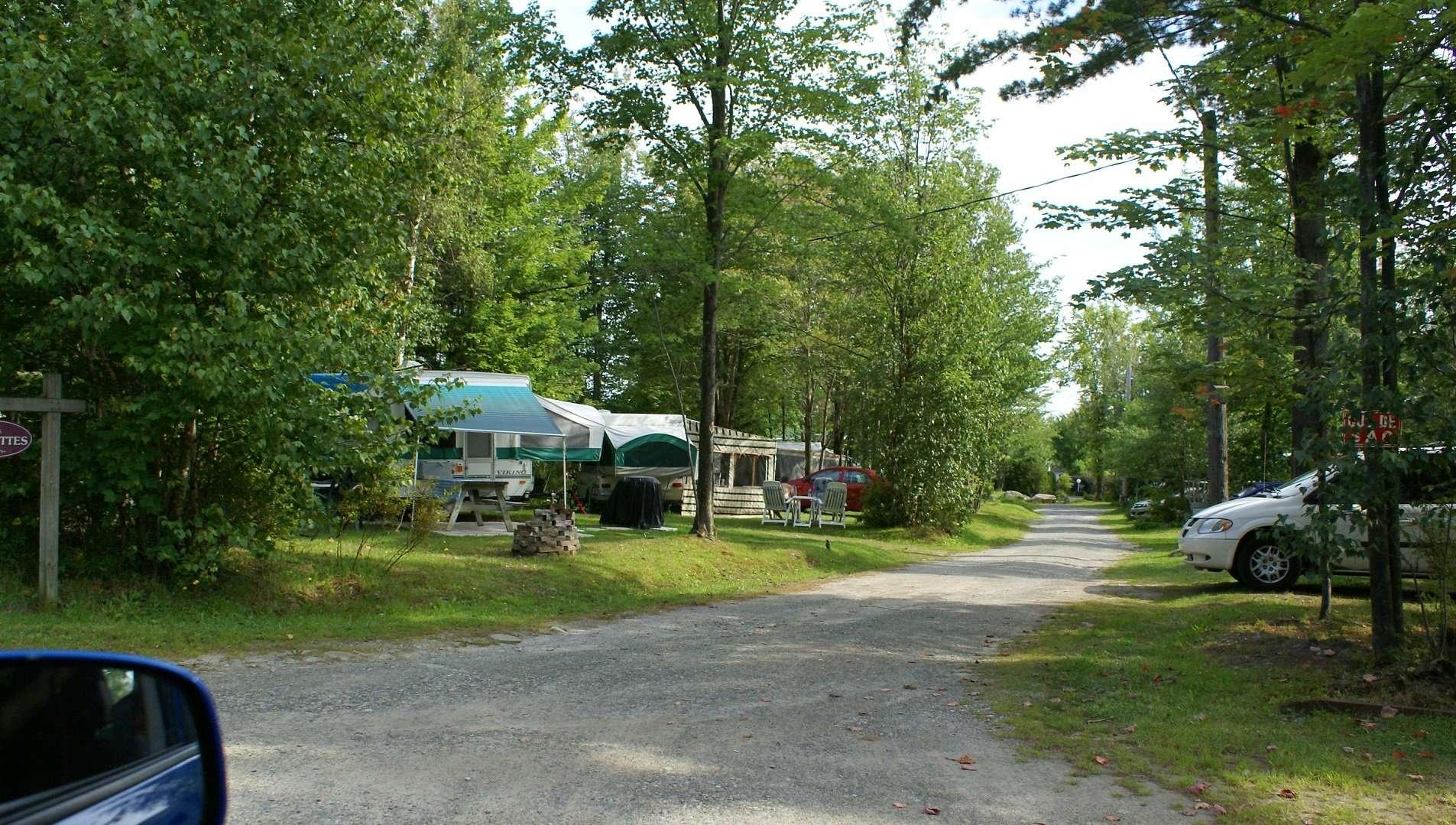 Camping Domaine Parc-Estrie Parkbridge