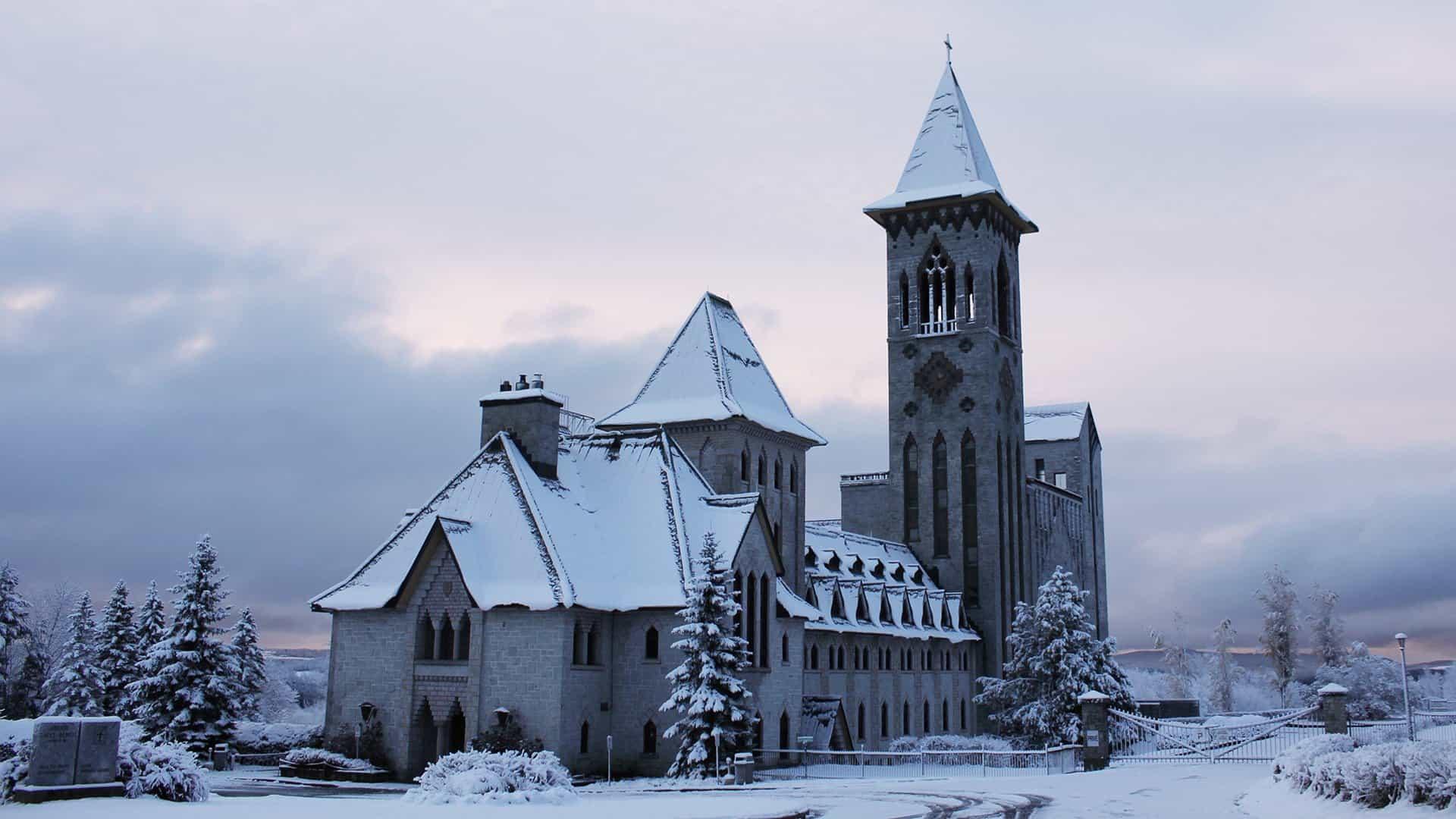 Abbaye Saint-Benoit-du-Lac