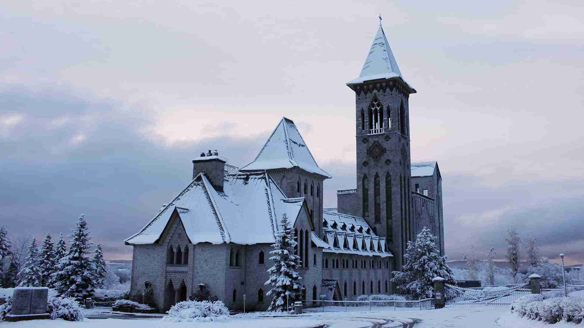 Abbaye de Saint-Benoit-du-Lac