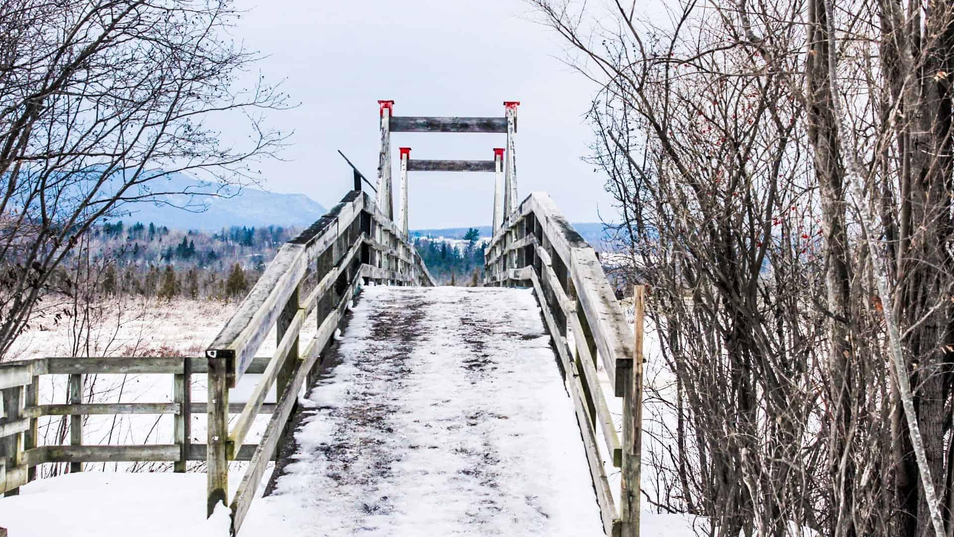 Promenade aux flambeaux – Marais de la Rivière aux Cerises