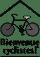Bienvenue cyclistes