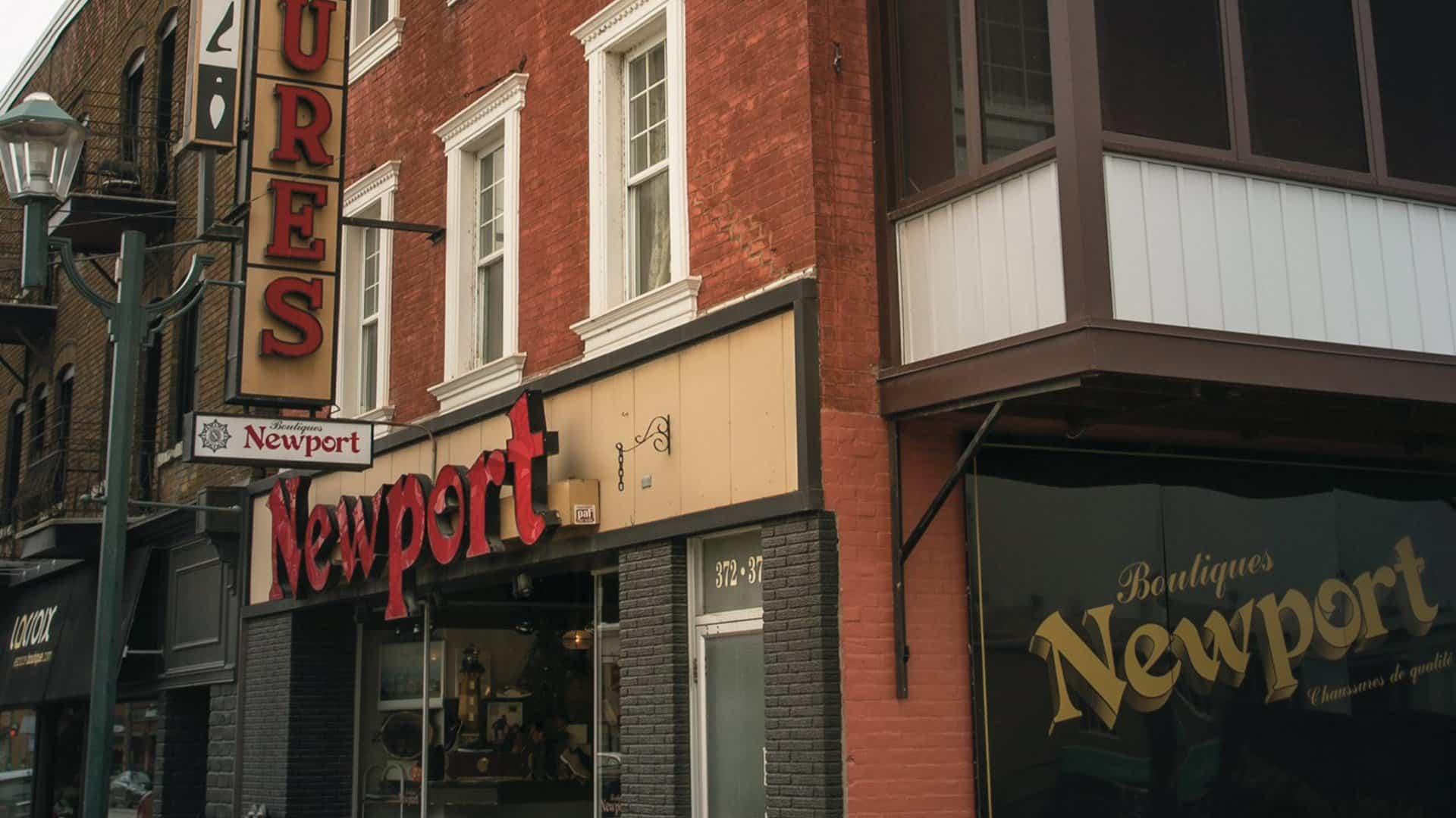 Boutiques Newport