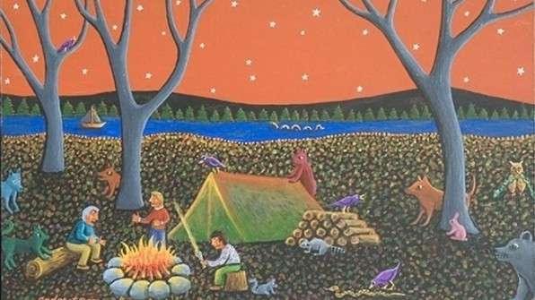 Histoires peintes de Don Cadoret