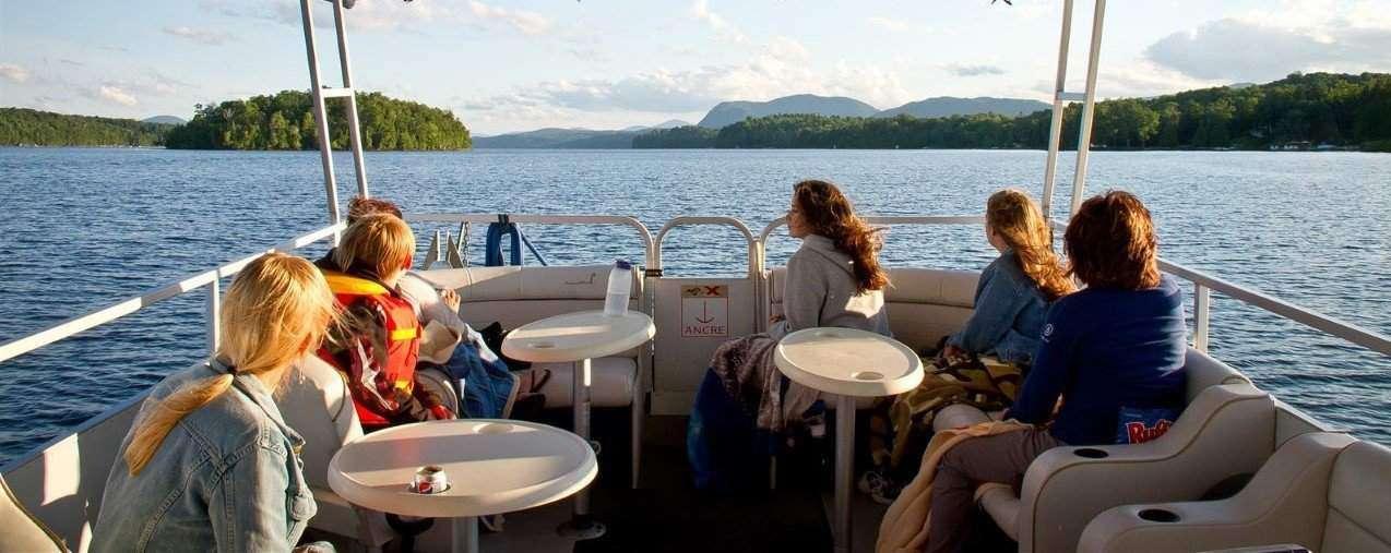 Les Excursions L'Air du lac Croisière Commentée - Magog