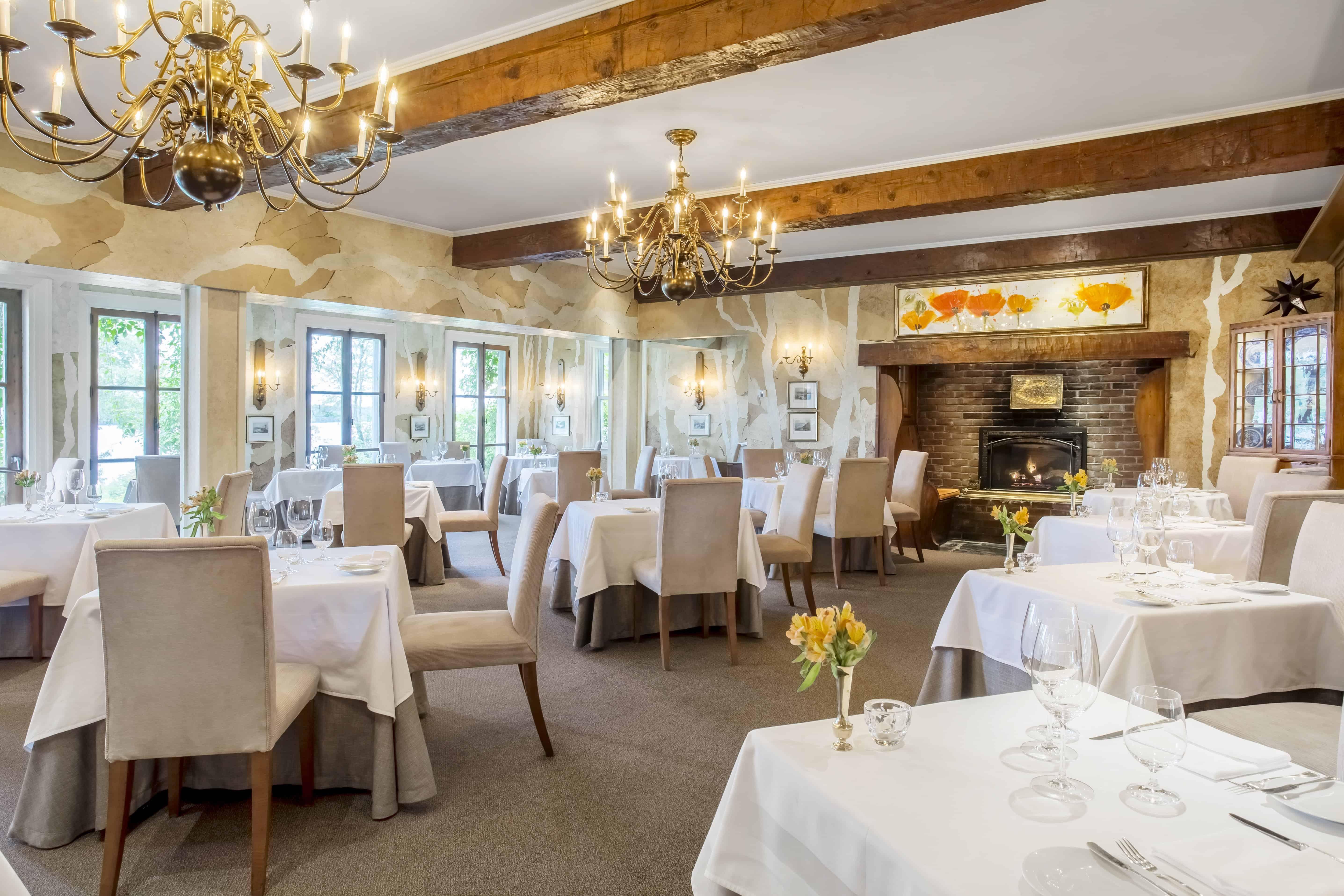 Restaurant Le Hatley
