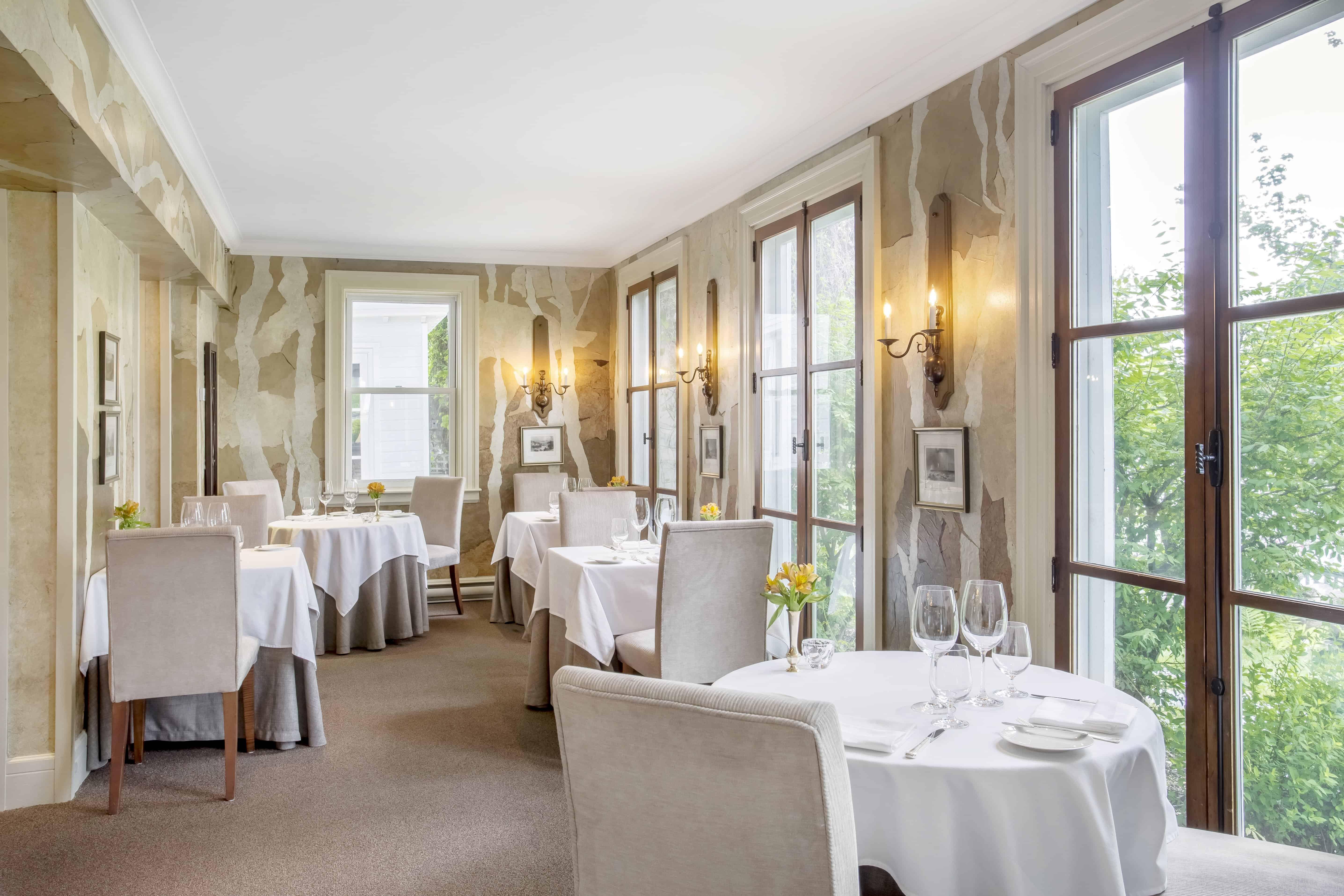 Restaurant Le Hatley - North Hatley