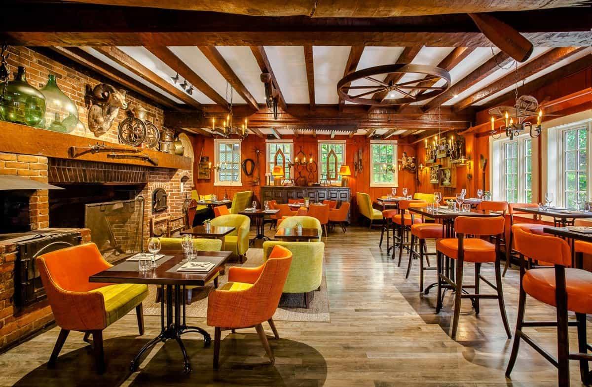 Restaurant Le Tap Room - North Hatley