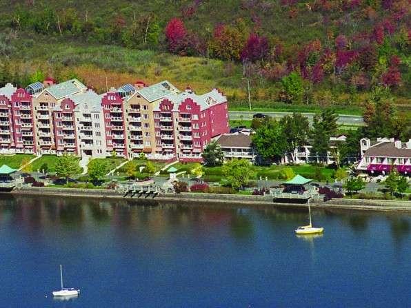 Hôtel Étoile-sur-le-Lac