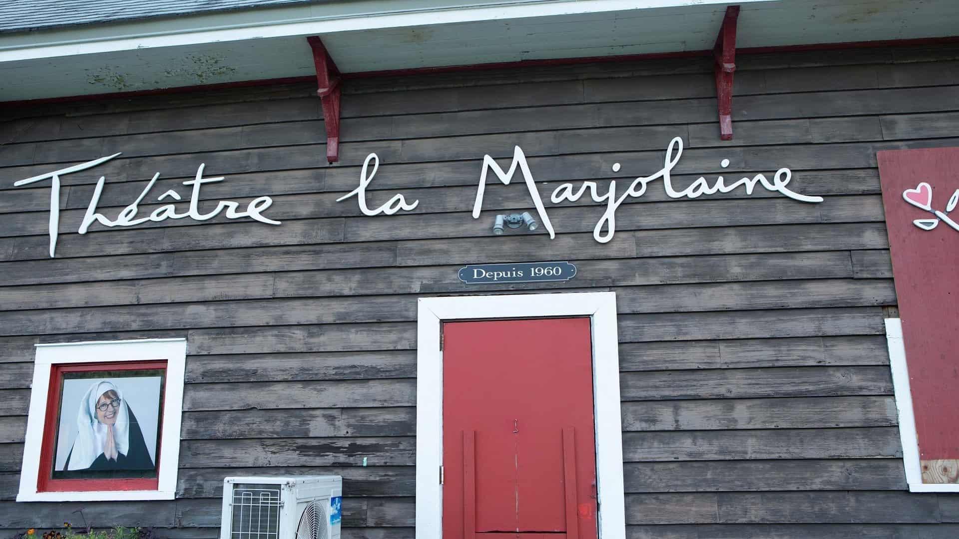 Théâtre la Marjolaine - Eastman