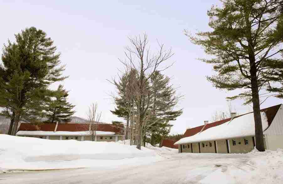 Ranch du Spaghetti Motel - Magog