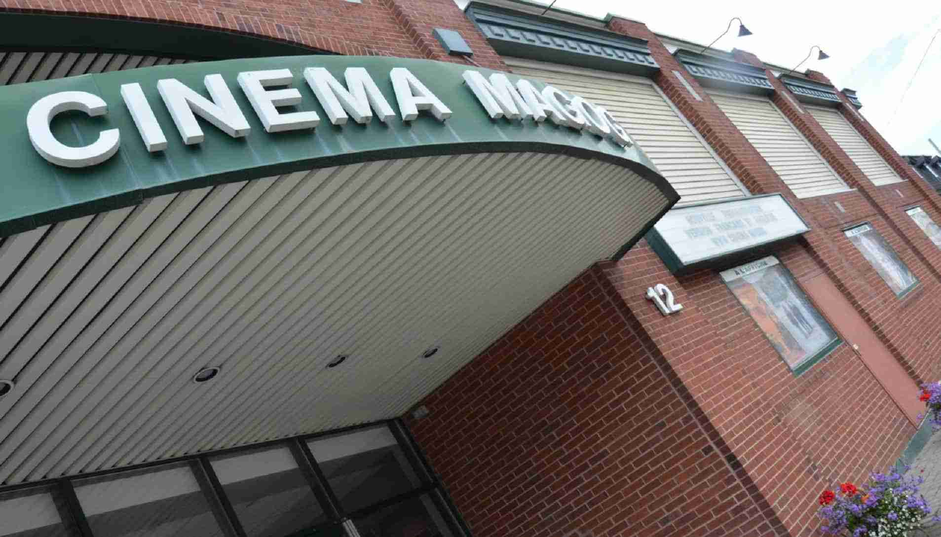 Cinéma Magog - Magog