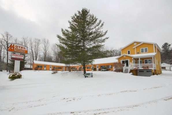 Motel de la Montagne Orford