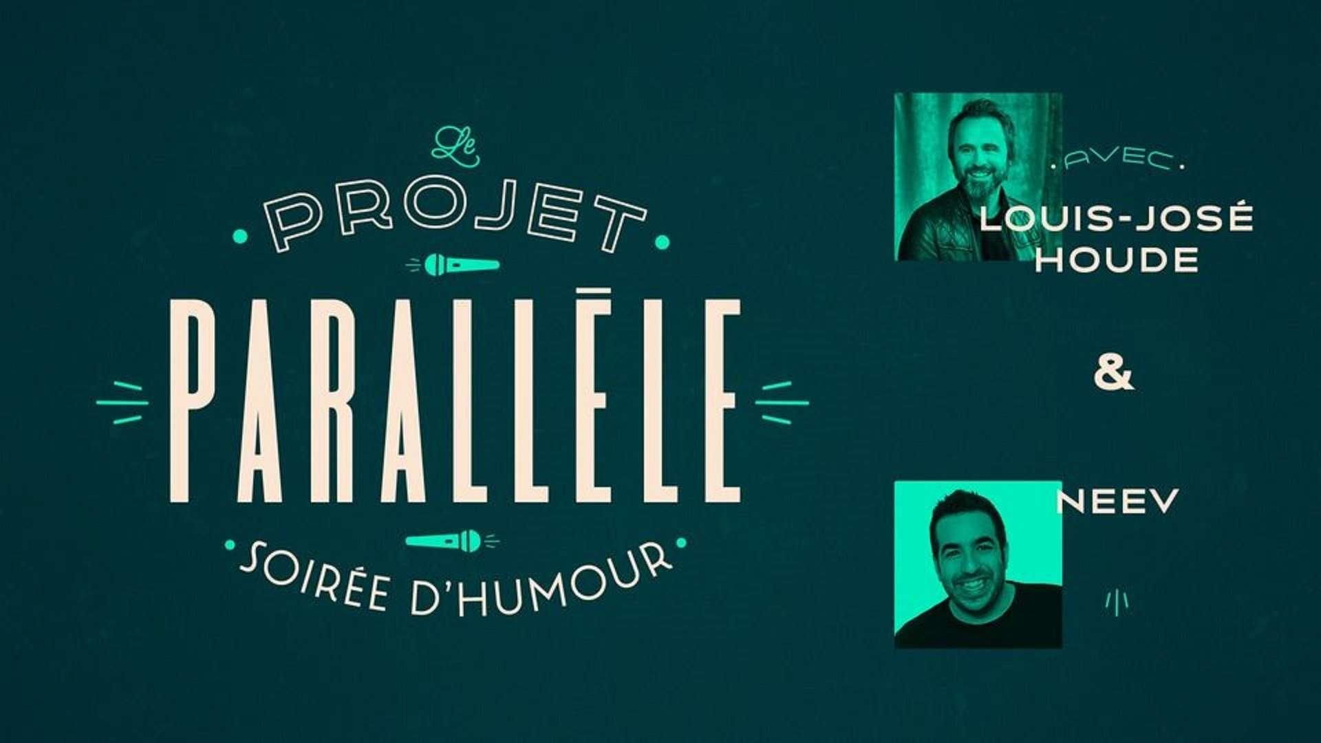 Projet Parallèle: Louis-Josée Houde & neev- Le Vieux Clocher de Magog