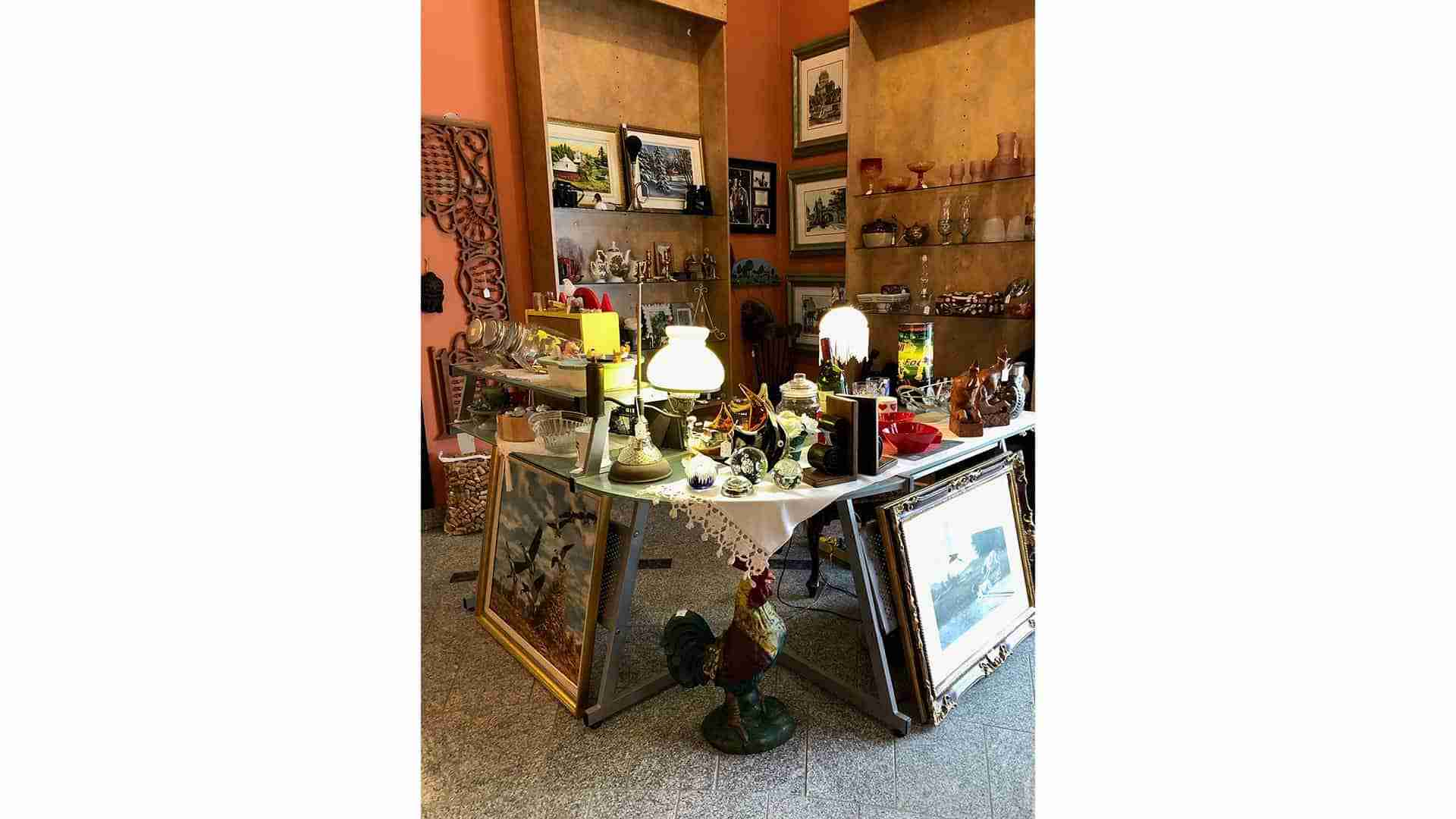 Bazar de Stanstead - Stanstead