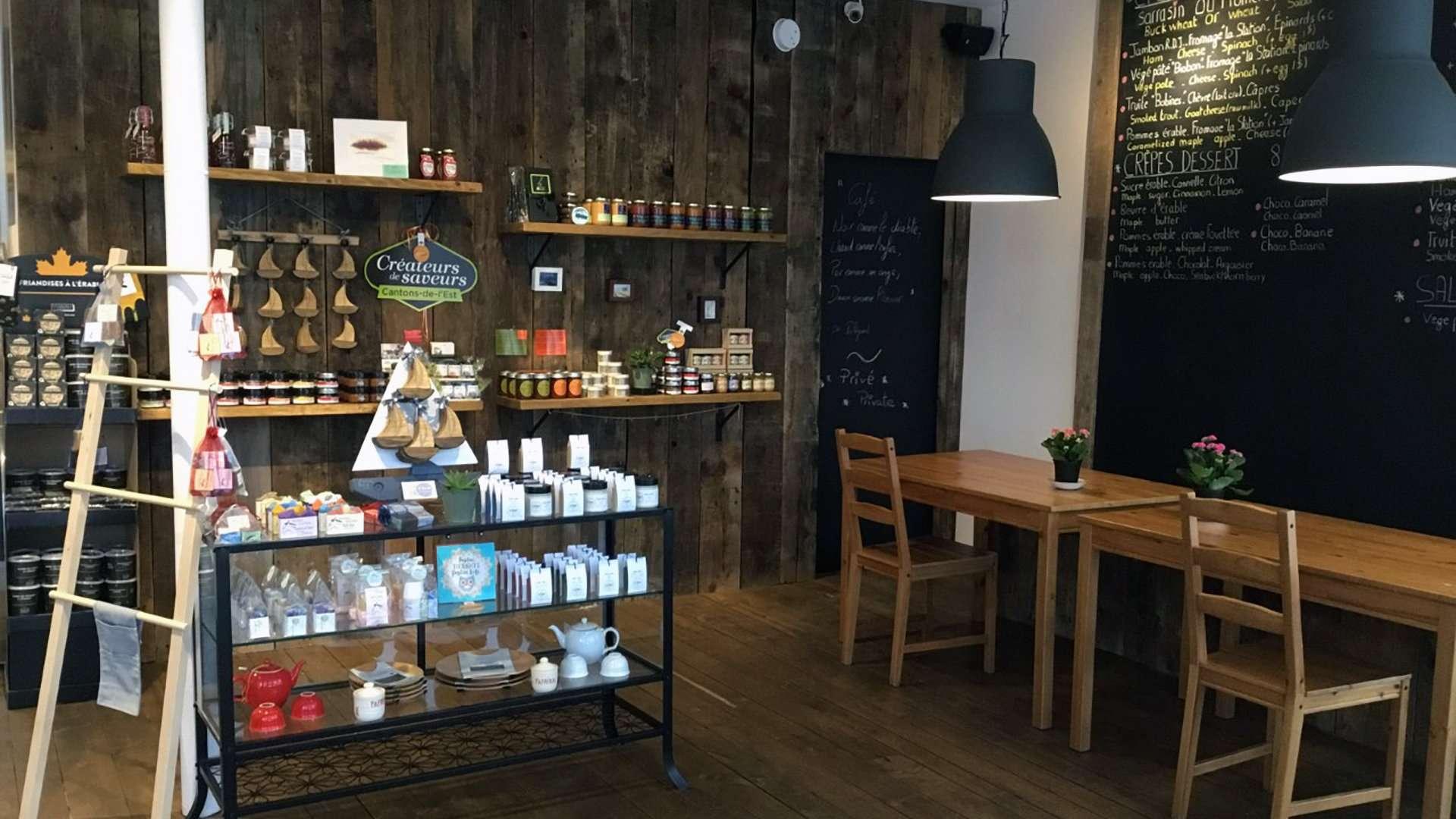 Café Folies – Coffee shop