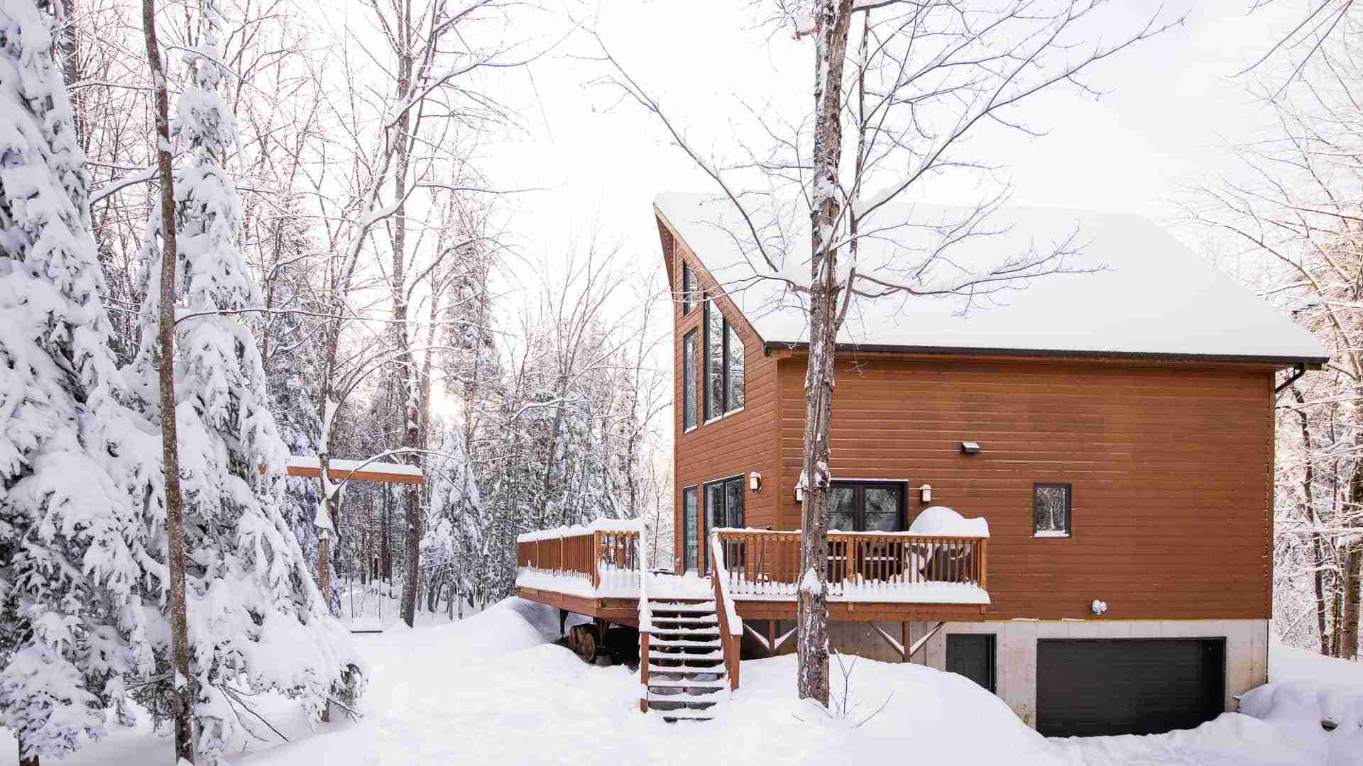 Chalet Le Fitchbay - Stanstead