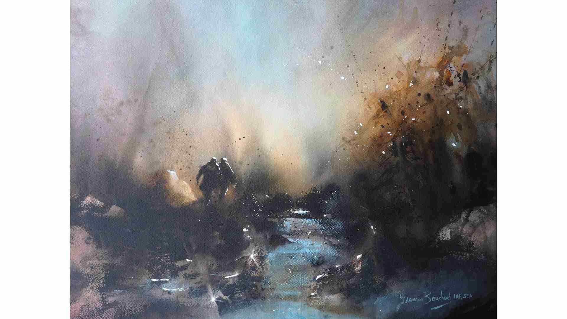 Francine Bouchard Artiste Peintre - Hatley