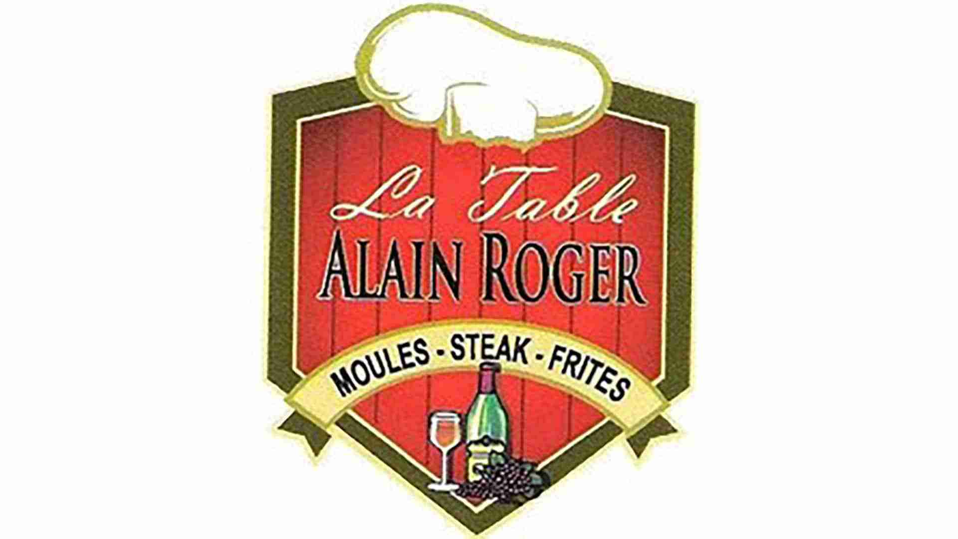 La Table Alain Roger