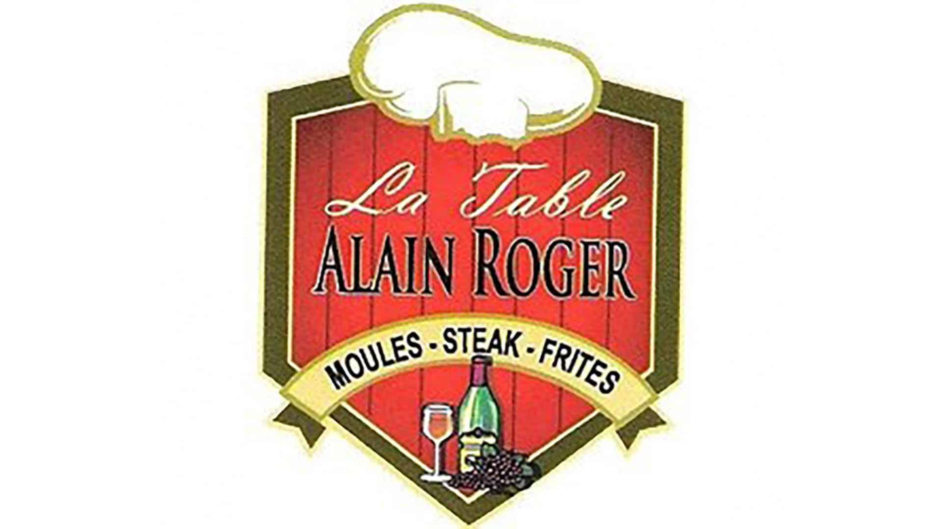 La Table Alain Roger - Magog