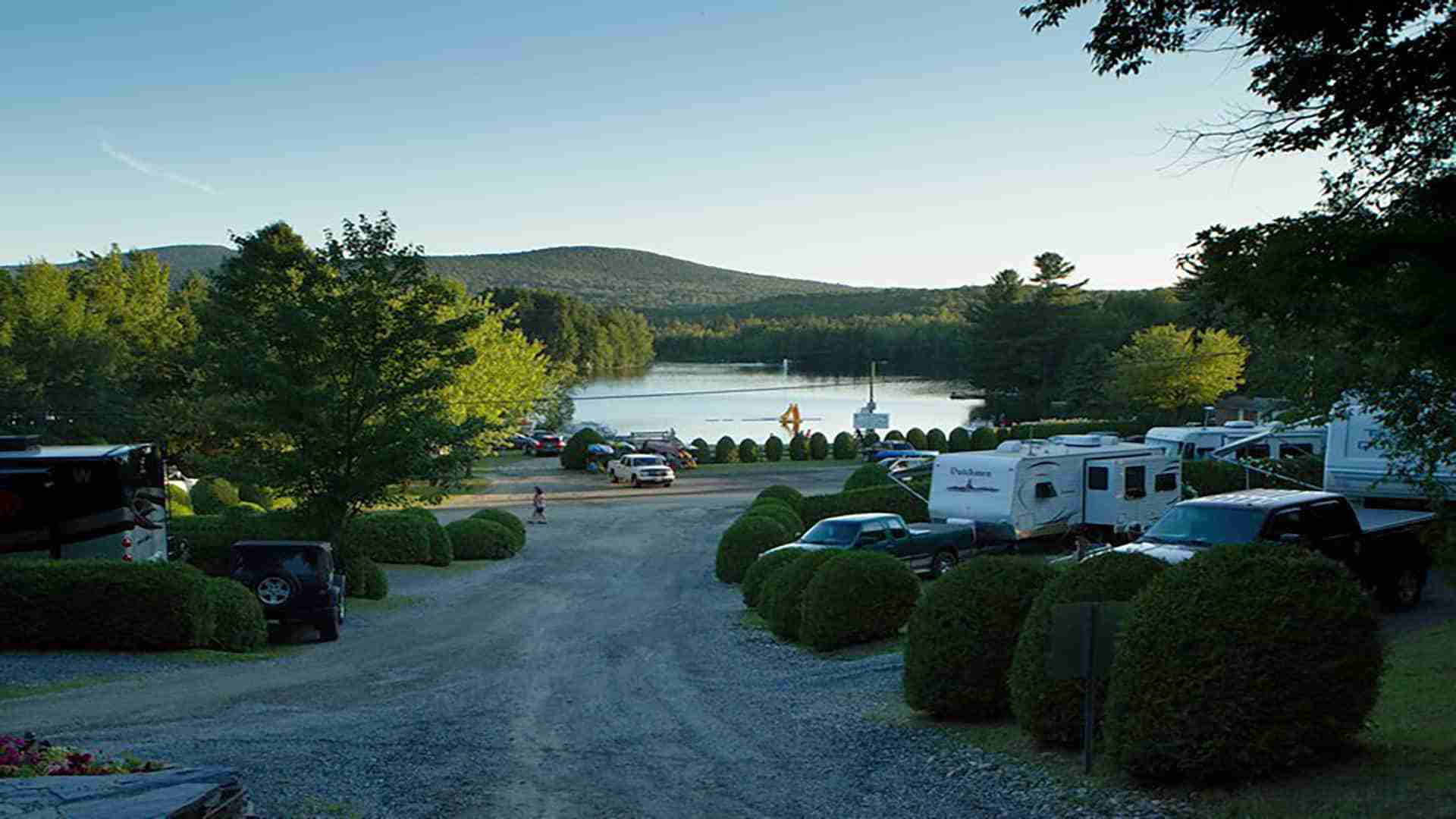 Camping Domaine du Lac Libby