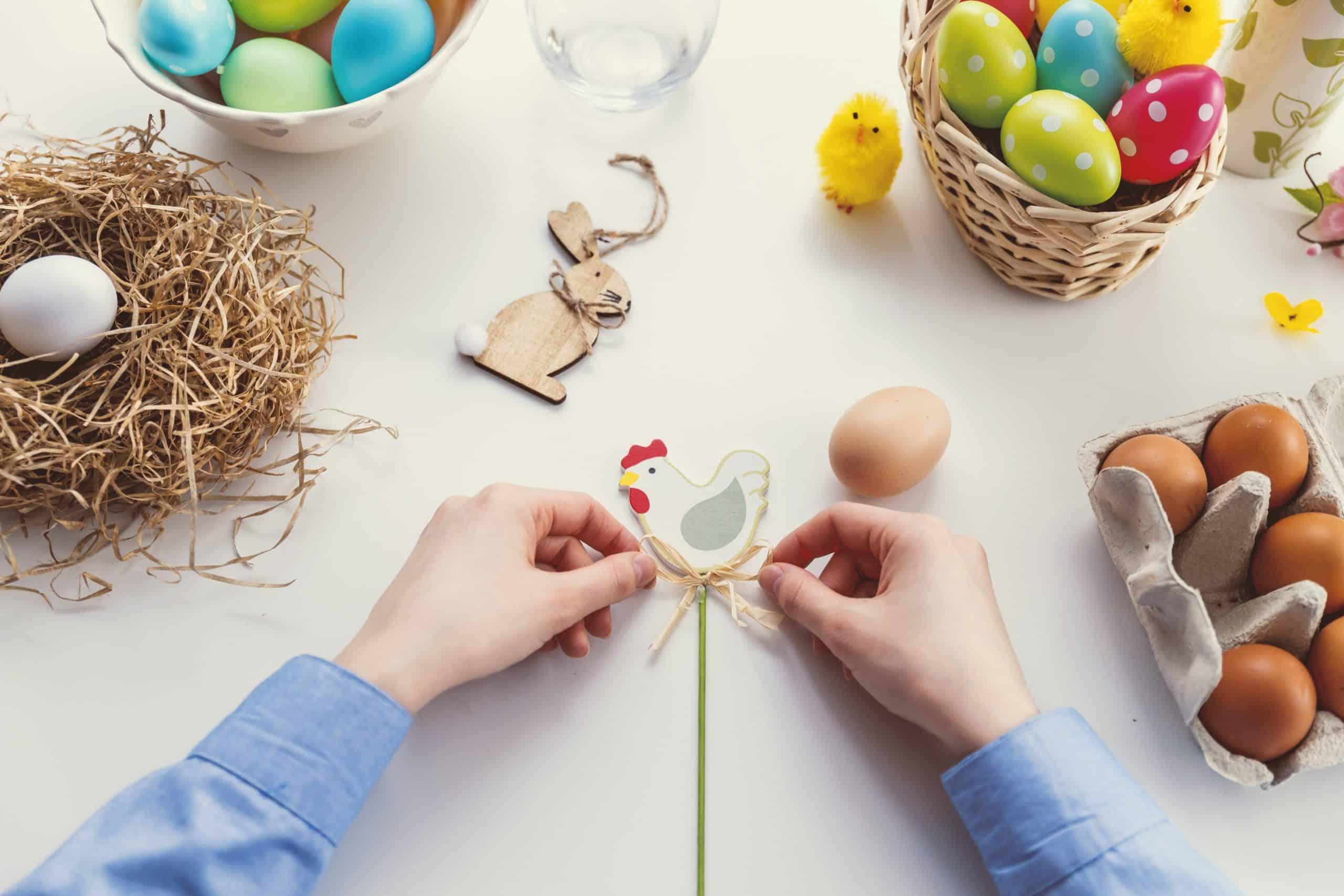 suggestions activités Pâques