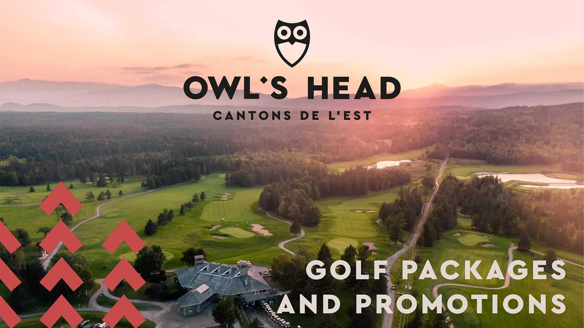Golf Owl's Head - Mansonville
