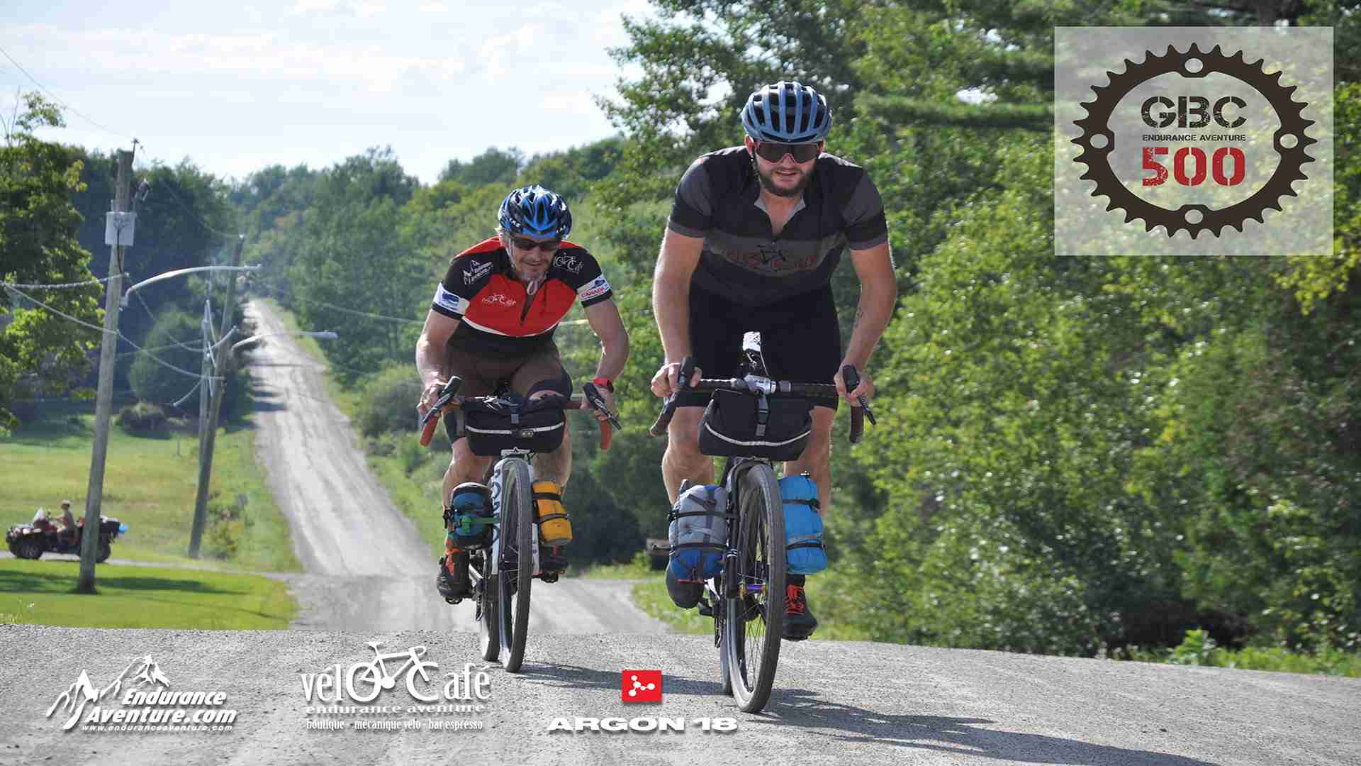 Endurance Aventure – Le Gravel Bikepacking Challenge 500 * GBC 500
